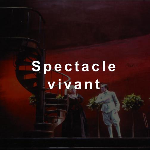 Spectacle vivant